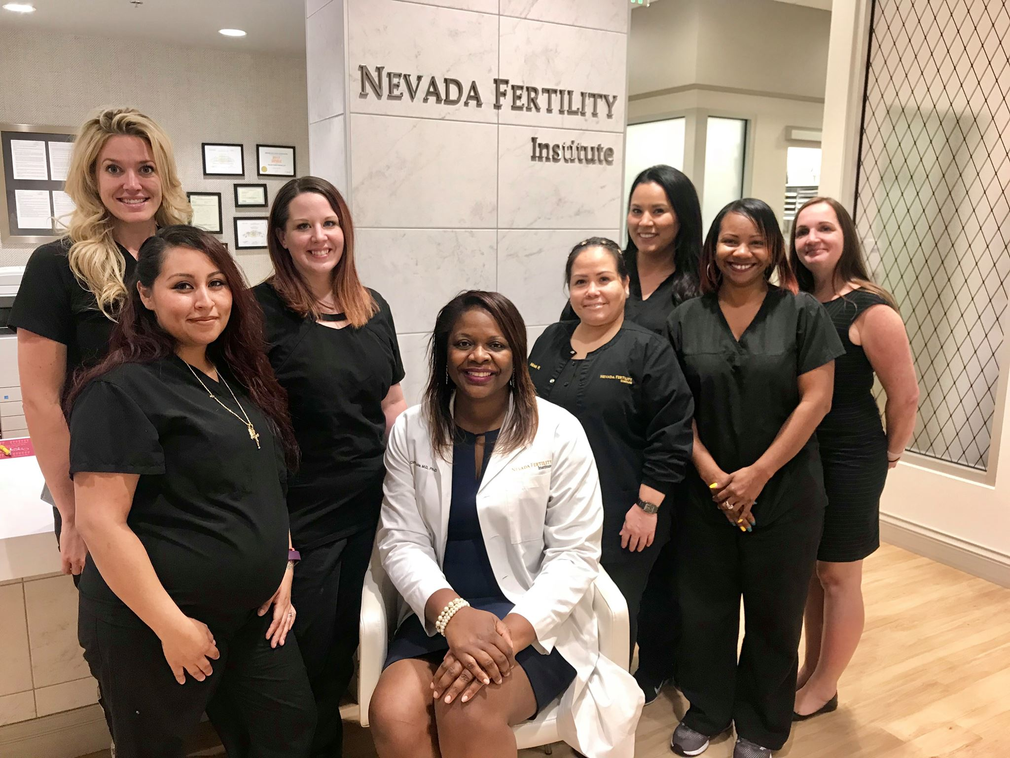 NEVADA FERTILITY INSTITUTE