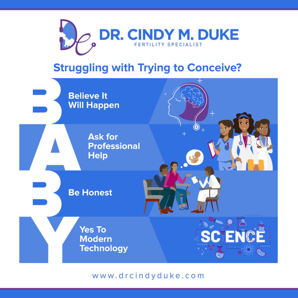 Fertility Tips by Dr. Cindy Duke
