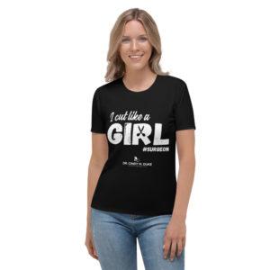 women premium quality tshirt